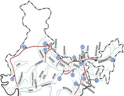 River Linking Project in INDIA   Sushantskolteys Blog