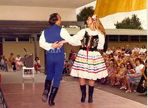 Polka on Famous Jitterbug Dance Steps