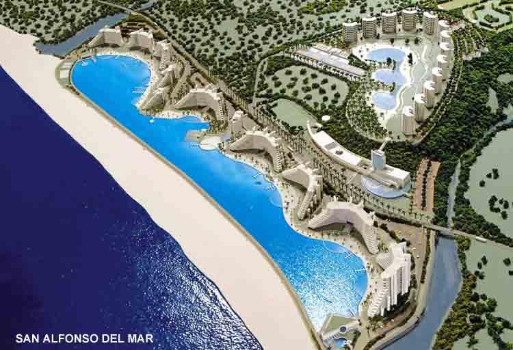 Engineering feats sushantskoltey 39 s blog - San alfonso del mar resort swimming pool ...